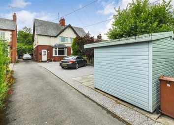Thumbnail 4 bed semi-detached house for sale in Ruthin Road, Gwernymynydd, Mold