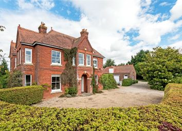 Thumbnail 5 bed detached house for sale in Stane Street, Codmore Hill, Pulborough, West Sussex