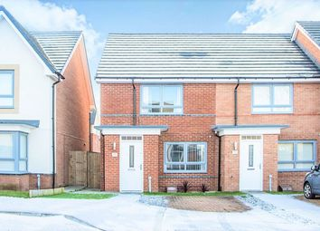 Thumbnail 2 bed semi-detached house for sale in Byrewood Walk, Newcastle Upon Tyne