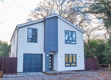 Nestings, Barkham Ride, Wokingham, Berkshire RG40. 4 bed detached house for sale