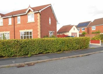 Thumbnail 3 bed semi-detached house for sale in Langley Drive, Crewe, Cheshire