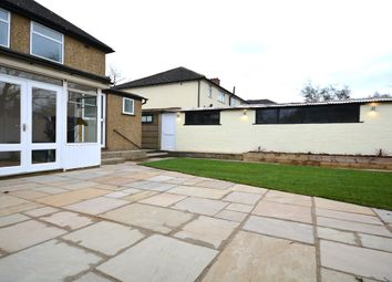 Thumbnail 4 bed semi-detached house to rent in Fleece Road, Long Ditton, Surbiton