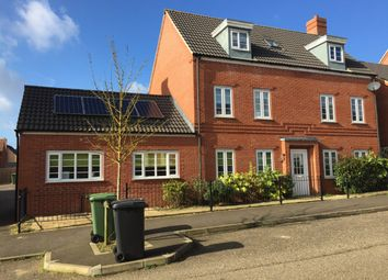 Thumbnail 5 bed detached house for sale in Wilderness Road, Norwich