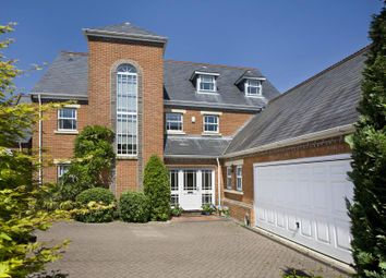 Thumbnail 4 bed detached house to rent in St Ann's Park, Virginia Water, Surrey
