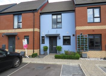 Thumbnail 2 bed terraced house for sale in Portland Drive, Barry