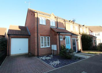 Thumbnail 2 bedroom semi-detached house to rent in Thorn Road, Hampton Hargate
