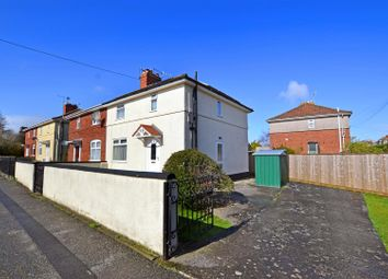 Thumbnail 3 bed semi-detached house for sale in Cheddar Grove, Bedminster Down, Bristol