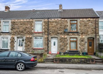 Thumbnail 3 bed terraced house for sale in Clydach Road, Morriston, Swansea
