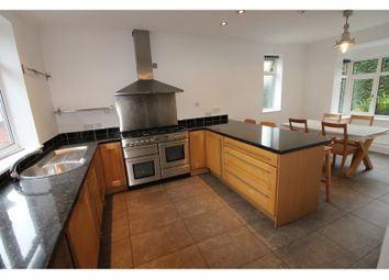 Thumbnail 3 bed semi-detached house to rent in Granville Road, Wilmslow