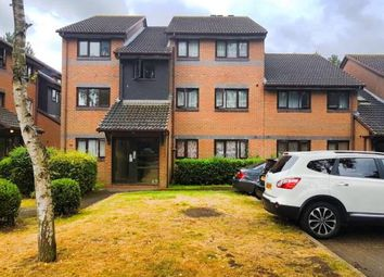 Thumbnail 1 bedroom flat for sale in Capstan Close, Chadwell Heath, Romford