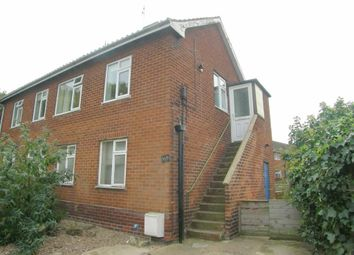 Thumbnail 2 bed flat for sale in Springfield Road, Retford, Nottinghamshire