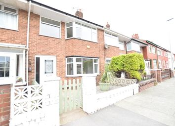 Thumbnail 3 bedroom terraced house for sale in Sutherland Road, Blackpool