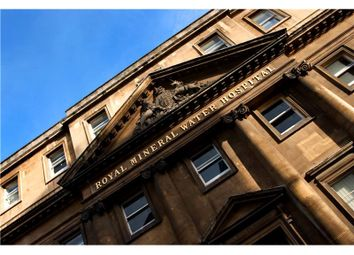 Thumbnail Commercial property for sale in Royal National Hospital For Rheumatic Diseases, Upper Borough Walls, Bath, UK