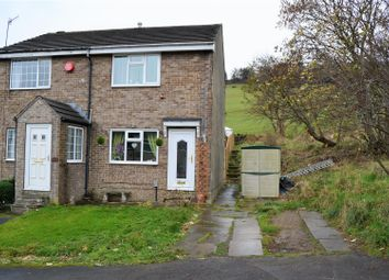 Thumbnail 2 bed end terrace house for sale in Kinder Avenue, Cowlersley, Huddersfield