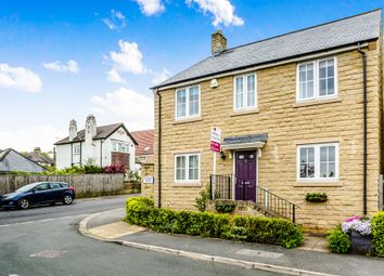 Thumbnail 4 bedroom detached house for sale in Platnam Grove, Birkby, Huddersfield