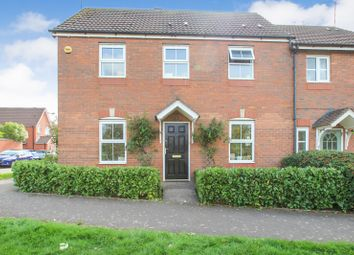 Thumbnail 3 bed semi-detached house for sale in Plantagenet Park, Leamington Spa