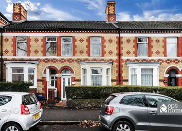 Thumbnail 4 bed terraced house for sale in Paget Street, Cardiff