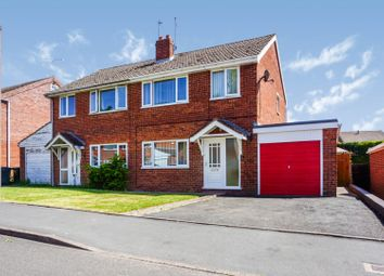 Thumbnail 3 bed semi-detached house for sale in Sycamore Way, Highley, Bridgnorth