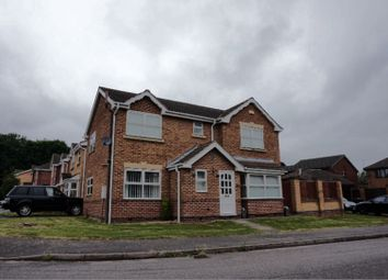 Thumbnail 4 bed detached house for sale in Hillingdon Avenue, Nuthall, Nottingham