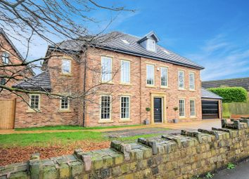 Thumbnail 5 bed detached house for sale in Longton Road, Trentham, Stoke-On-Trent