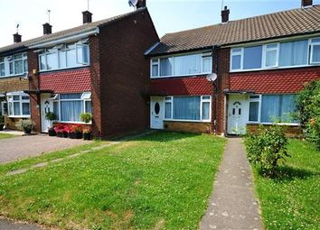 Thumbnail 3 bed terraced house for sale in Goldsmiths Avenue, Corringham, Stanford-Le-Hope