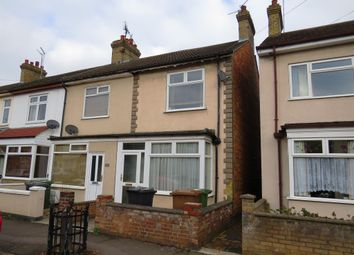 Thumbnail 3 bedroom terraced house for sale in Belsize Avenue, Woodston, Peterborough