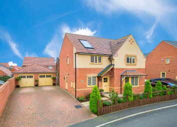 Thumbnail 4 bed detached house for sale in Osprey Drive, Weldon