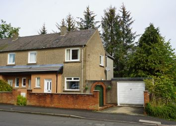 Thumbnail 4 bedroom semi-detached house for sale in Range Road, Motherwell