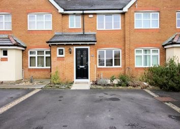 Thumbnail 3 bed mews house for sale in Silverdale Close, Bury