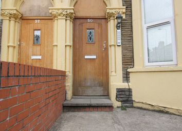 Thumbnail 3 bed flat to rent in Colum Road, Cathays, Cardiff