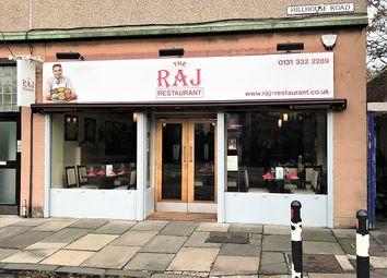 Thumbnail Restaurant/cafe for sale in Hillhouse Road, Blackhall, Edinburgh