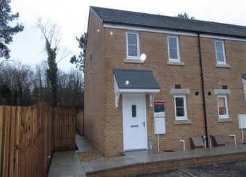 Thumbnail 2 bed property to rent in Llwyngwern, Hendy, Swansea