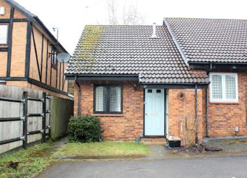 Thumbnail 1 bed end terrace house to rent in Ratby Close, Lower Earley, Reading, Berkshire