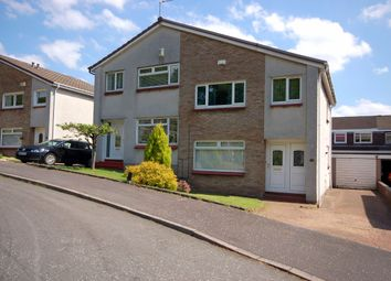 Thumbnail 3 bed semi-detached house for sale in Dechmont View, Uddingston, Glasgow