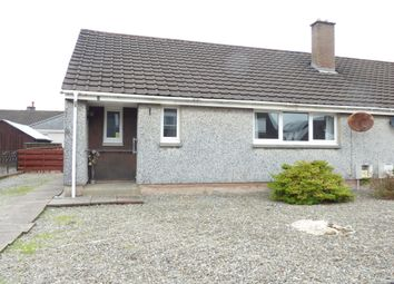 Thumbnail 2 bed semi-detached house for sale in Wallace Place, Minnigaff, Newton Stewart
