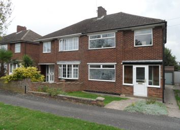 Thumbnail 3 bed property to rent in Rossfold Road, Luton