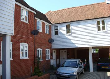 Thumbnail 2 bed terraced house for sale in Byrons Yard, North Hill, Colchester