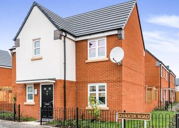 Thumbnail 3 bed detached house for sale in Chaucer Road, Walsall, West Midlands