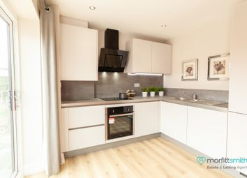 Thumbnail 2 bed flat for sale in Green Oak House, Totley