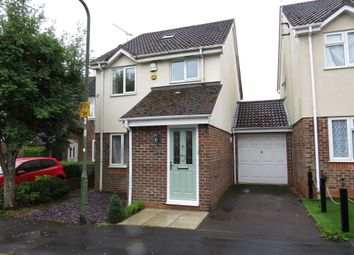 Thumbnail 3 bed detached house for sale in Hayle Road, West End, Southampton