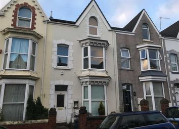 Thumbnail 2 bed flat for sale in Gwydr Crescent, Swansea