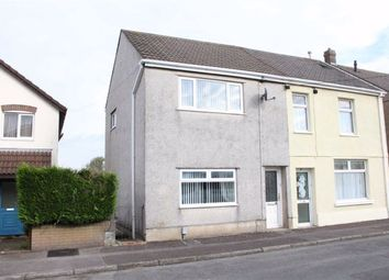 Thumbnail 3 bedroom semi-detached house for sale in Penlan Road, Loughor, Swansea