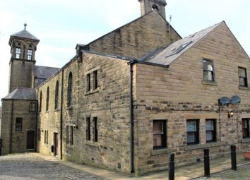 Thumbnail 1 bed flat for sale in Littlemoor Court, Victoria Street, Glossop