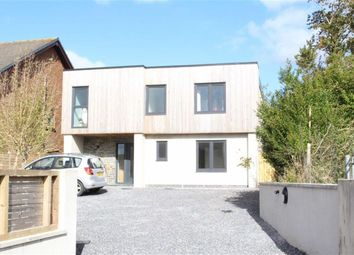 Thumbnail 4 bed detached house for sale in Pentwyn, Gowerton Road, Three Crosses, Swansea