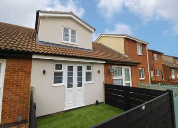 Thumbnail 2 bed terraced house for sale in Tinsley Close, Clapham, Bedfordshire