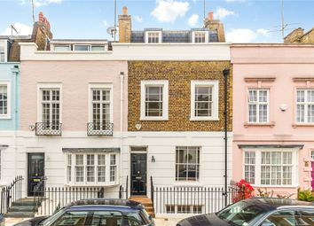 Thumbnail 3 bed terraced house for sale in Smith Terrace, Chelsea, London