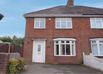 3 bed semi-detached house for sale in Douglas Road, Coseley, Bilston WV14