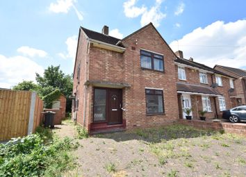 Thumbnail 4 bed end terrace house for sale in Abbey Drive, Luton