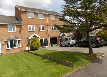 Thumbnail 4 bed terraced house for sale in Sandpiper Road Sandy Water Park, Llanelli