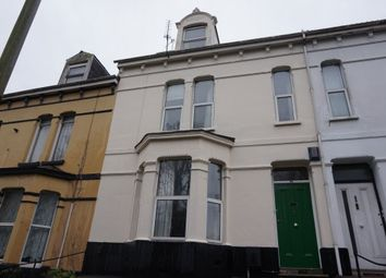 Thumbnail 6 bed town house to rent in Alexandra Road, Mutley, Plymouth